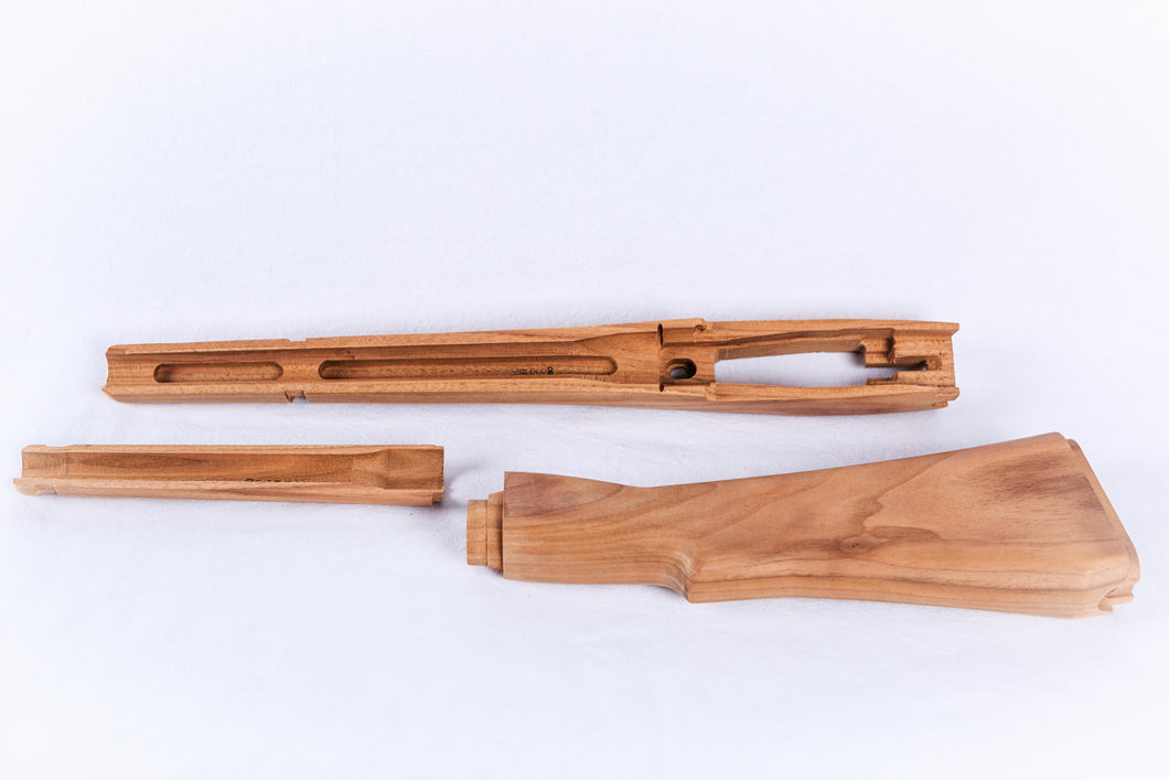 Premium Lee Enfield No.1 MK5 Jungle Carbine Wood Restoration Kit Serial Number #0008