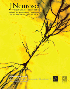 Journal of Neuroscience current issue