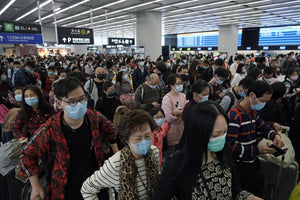 China locking down cities with 18 million to stop virus