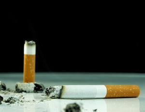 Even extinguished cigarettes release toxins, shows study