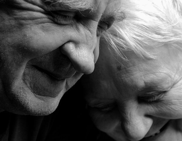 A happy and positive partner will make you healthier