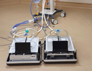 Australian researchers split ventilators for COVID-19