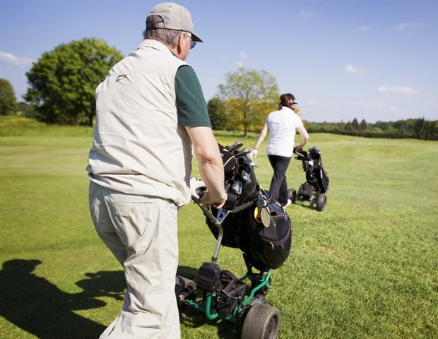 Golf could lower risk of death among older adults
