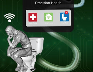 'Smart toilet' looks for signs of disease