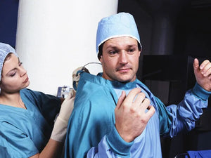 Surgical gown shortage reported in the United States