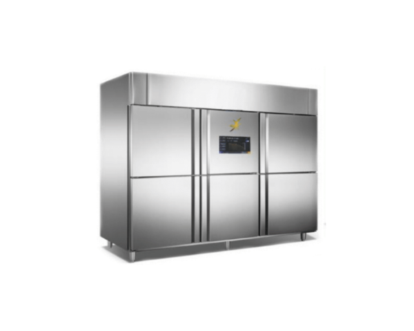 STAINLESS STEEL LABORATORY UPRIGHT FREEZER 1600L | MONTHLY HAAS SUBSCRIPTION