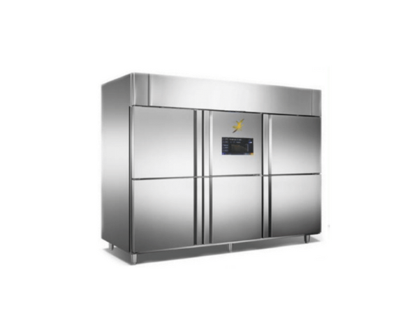 STAINLESS STEEL LABORATORY UPRIGHT REFRIGERATOR 1600L | MONTHLY HAAS SUBSCRIPTION