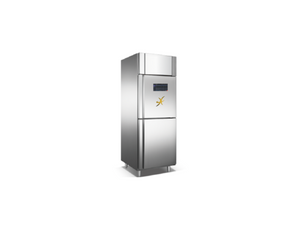 STAINLESS STEEL LABORATORY UPRIGHT REFRIGERATOR / FREEZER 520L (Double Door) | MONTHLY HAAS SUBSCRIPTION