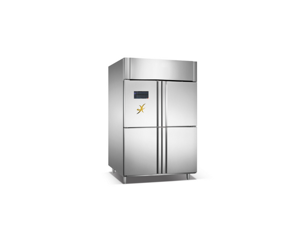 STAINLESS STEEL LABORATORY UPRIGHT REFRIGERATOR / FREEZER 1000L | MONTHLY HAAS SUBSCRIPTION