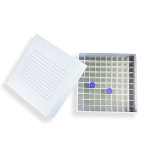 1.8ml Cryotube Paper Box, 100-Well