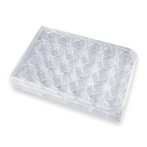 Tissue Culture plate 96 well flat EO sterile, without cover