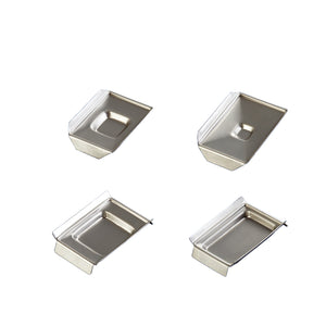 Histology Tissue Molds 24*24*6 Stainless steel