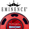 Eminence Redcoat Series Guitar Speakers