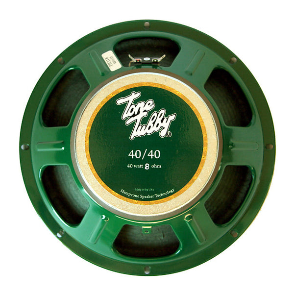 "Green Ceramic 4040 12"" 40 Watt - The Speaker Factory"