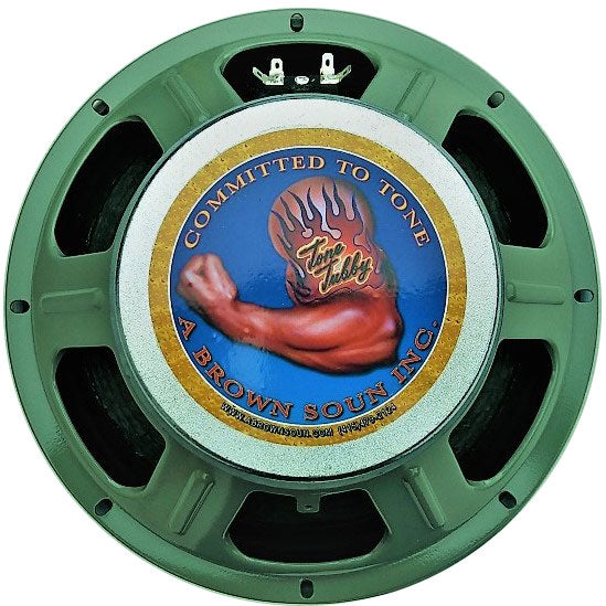 "Green Ceramic 4240 12"" 50 Watt - The Speaker Factory"