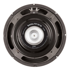 "Eminence BASSLITE SC10-32 10"" 100 Watts 32 ohm Bass Guitar Speaker"