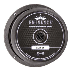 "Eminence BETA-6A 6"" Speaker 175 Watts"