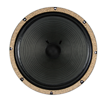 "British Invasion  BLACK & BLUE ALNICO 12"" 15 Watt - The Speaker Factory"