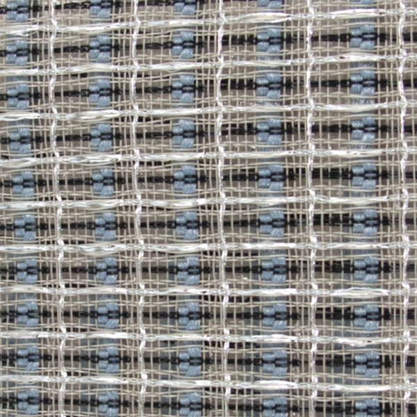 Blue Black Silver White Grill Cloth - The Speaker Factory