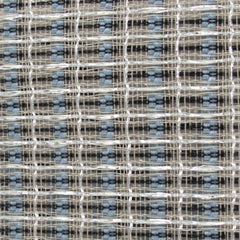 Blue Black Silver White Grill Cloth