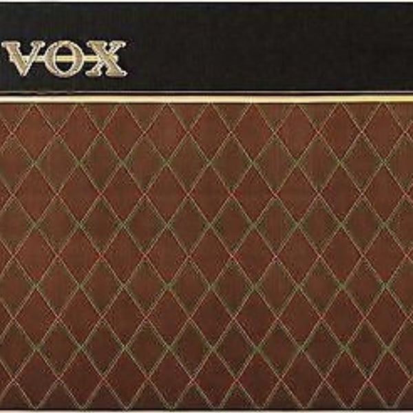 Brown Vox or Dumble Style Grill Cloth - The Speaker Factory