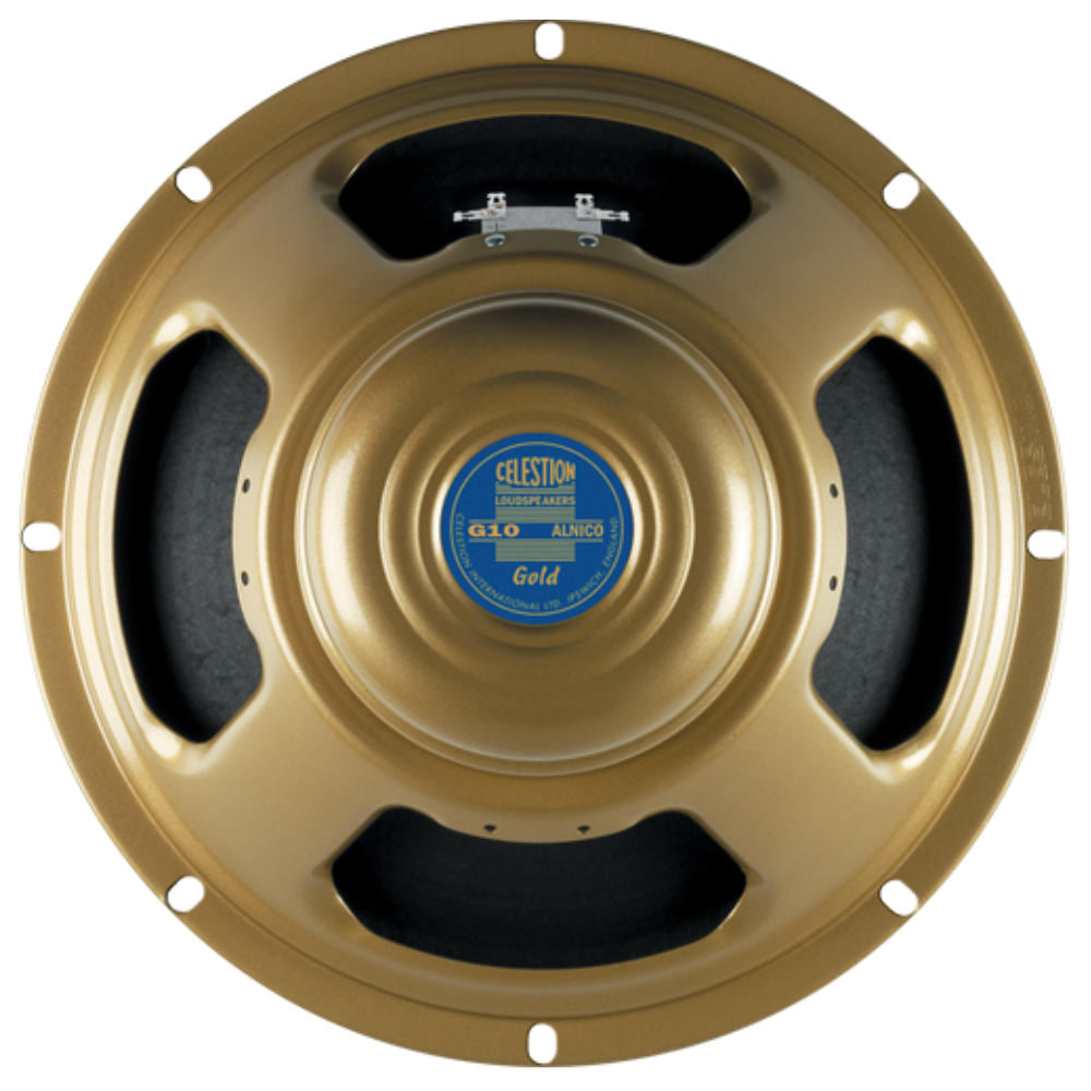 "Celestion G10 Gold 10"" 40 Watt - The Speaker Factory"