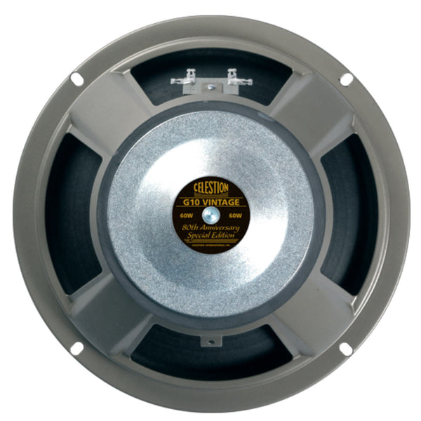 "Celestion G10 Vintage 10"" 60 Watt - The Speaker Factory"