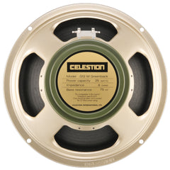 "Celestion G12M Greenback 12"" 25 Watt"