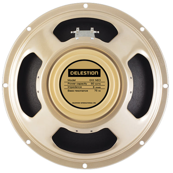 "Celestion Neo Creamback 12"" 60 Watt - The Speaker Factory"