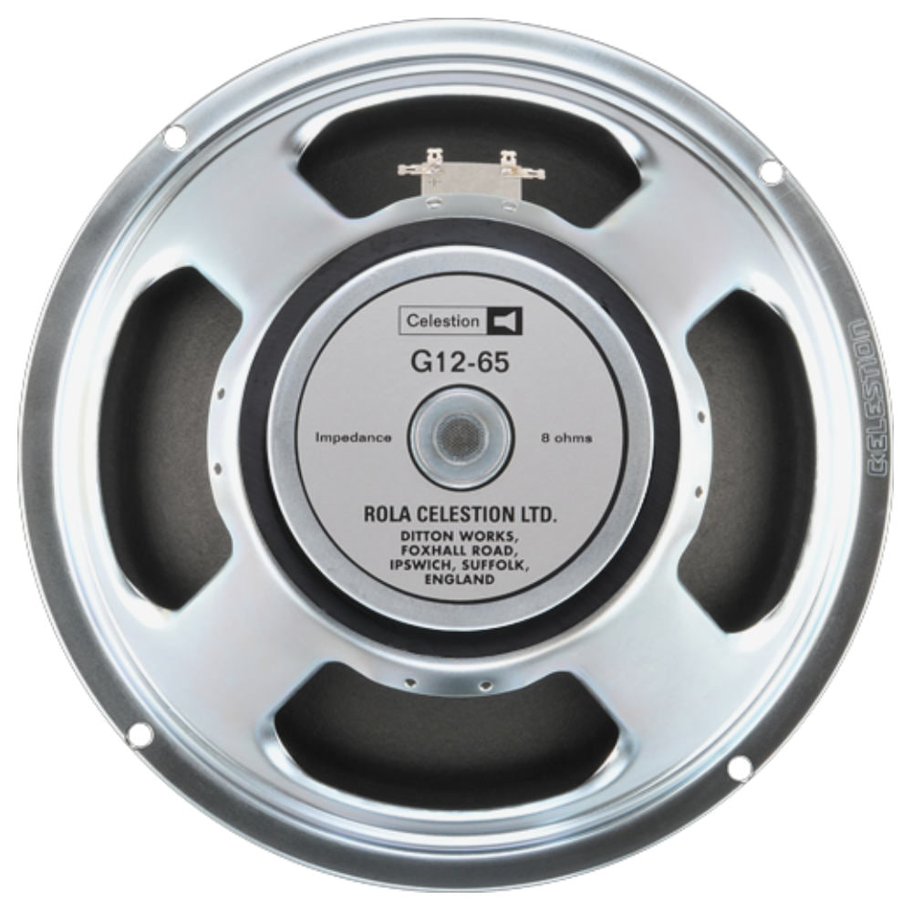 "Celestion Heritage Series G12-65 - 12"" 65 Watt - The Speaker Factory"