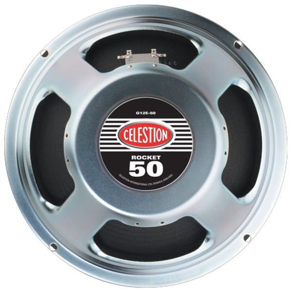 "Celestion Rocket 50 12"" 50 Watt - The Speaker Factory"