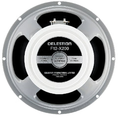 "Celestion F12-X200 12"" 200 Watt 8ohm Guitar Speaker"