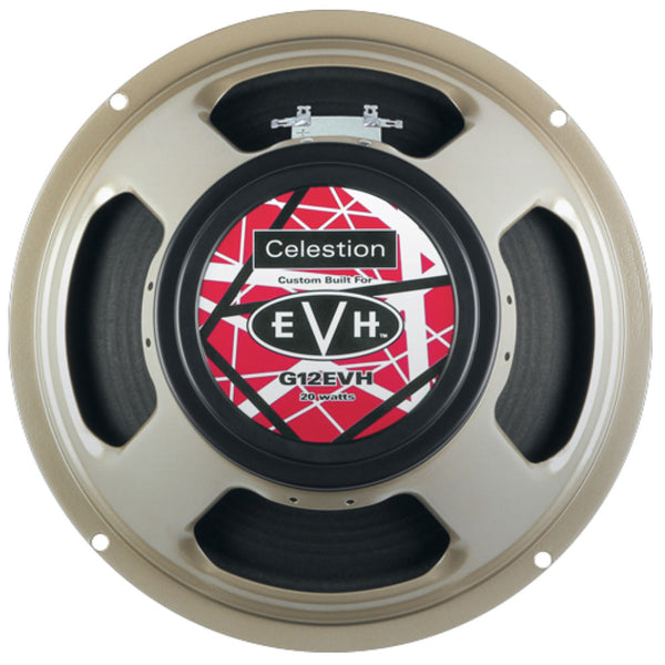 "Celestion EVH 12"" 20 Watt Signature Series Guitar Speaker - The Speaker Factory"
