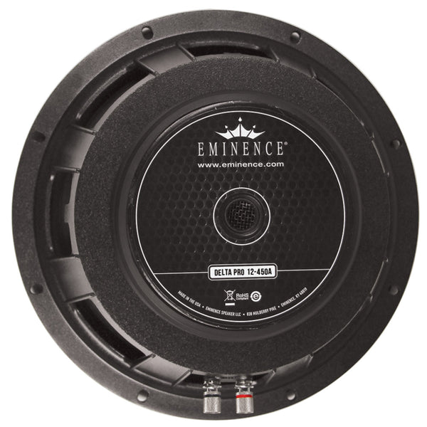 "Eminence DELTA PRO 12-450-4 12"" 450 Watts - The Speaker Factory"