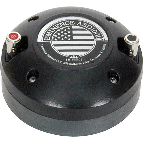 "Eminence ASD1001 Horn Driver 1"" 50 Watt 8ohms - The Speaker Factory"