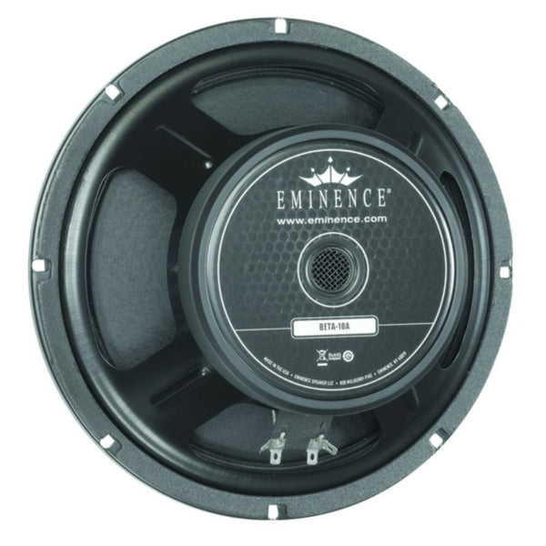 "Eminence BETA-10A 10"" Speaker 250 Watts - The Speaker Factory"