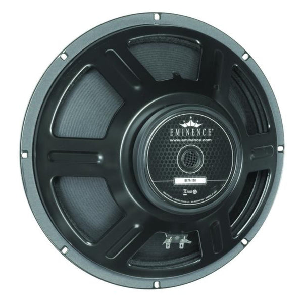 "Eminence BETA 15A 15"" Speaker 300 Watts - The Speaker Factory"