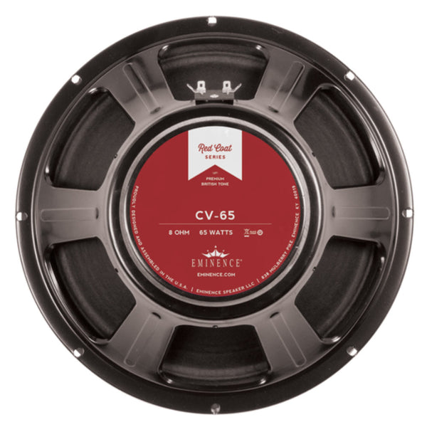 "Eminence CV-65 12"" 65 Watts Guitar Speaker - The Speaker Factory"