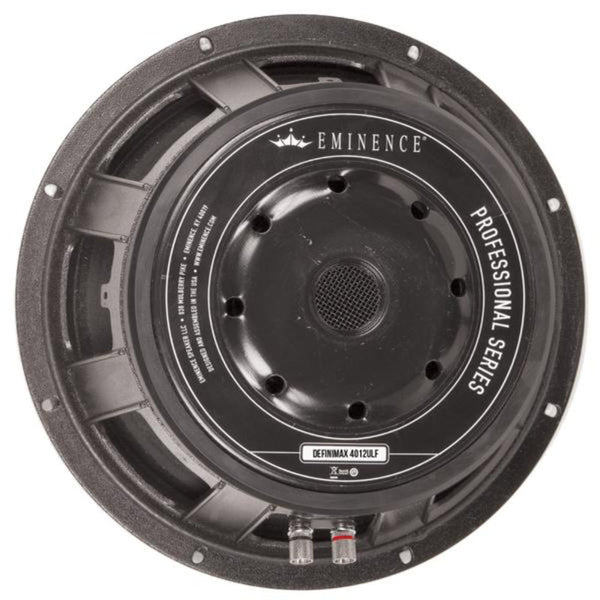 "Eminence DEFINIMAX 4012ULF-8 12"" 1200 Watt - The Speaker Factory"
