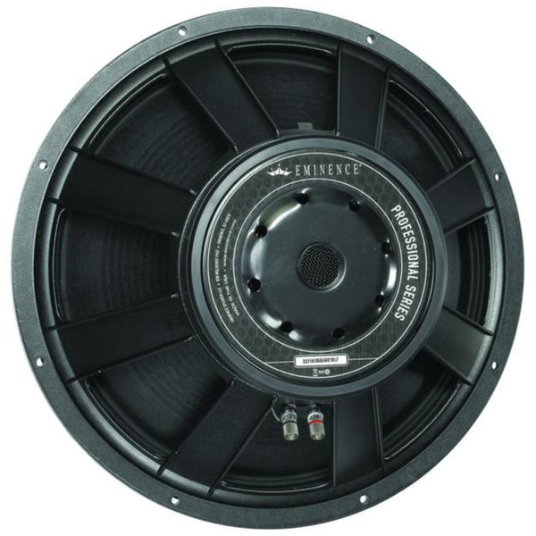 "Eminence DEFINIMAX 4018LF  18"" 1200 Watts - The Speaker Factory"
