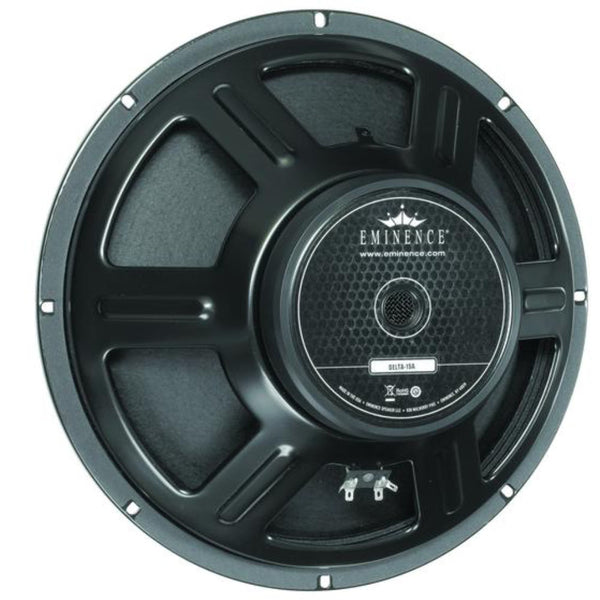 Eminence DELTA 15A 15in Speaker 400 Watts - The Speaker Factory