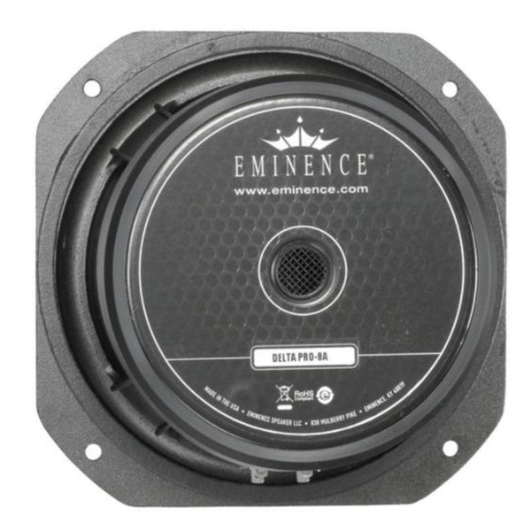 "Eminence Delta Pro-8A    8"" 225 Watts - The Speaker Factory"
