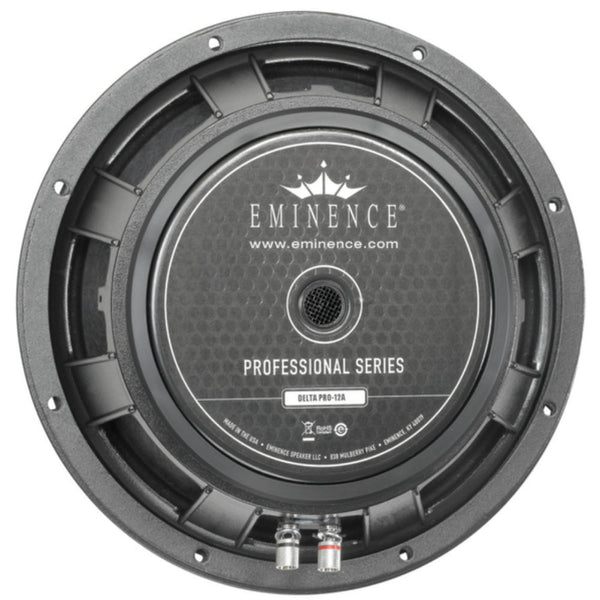 "Eminence Delta Pro 12A - 12"" 400 Watt - The Speaker Factory"