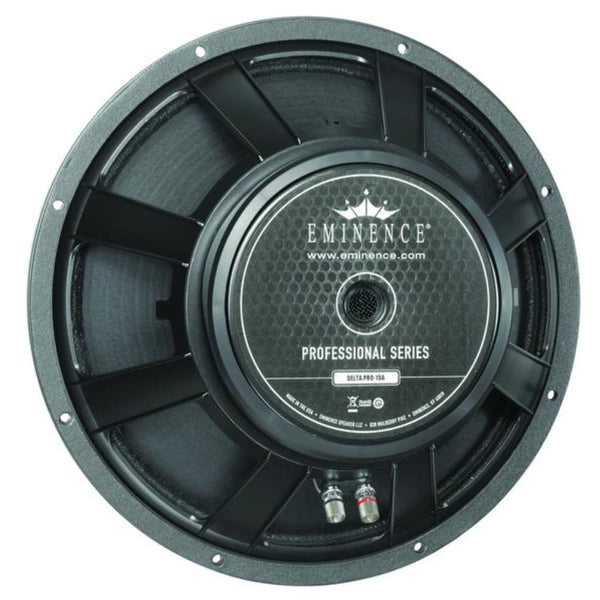 "Eminence Delta Pro 15A - 15"" 400 Watt - The Speaker Factory"