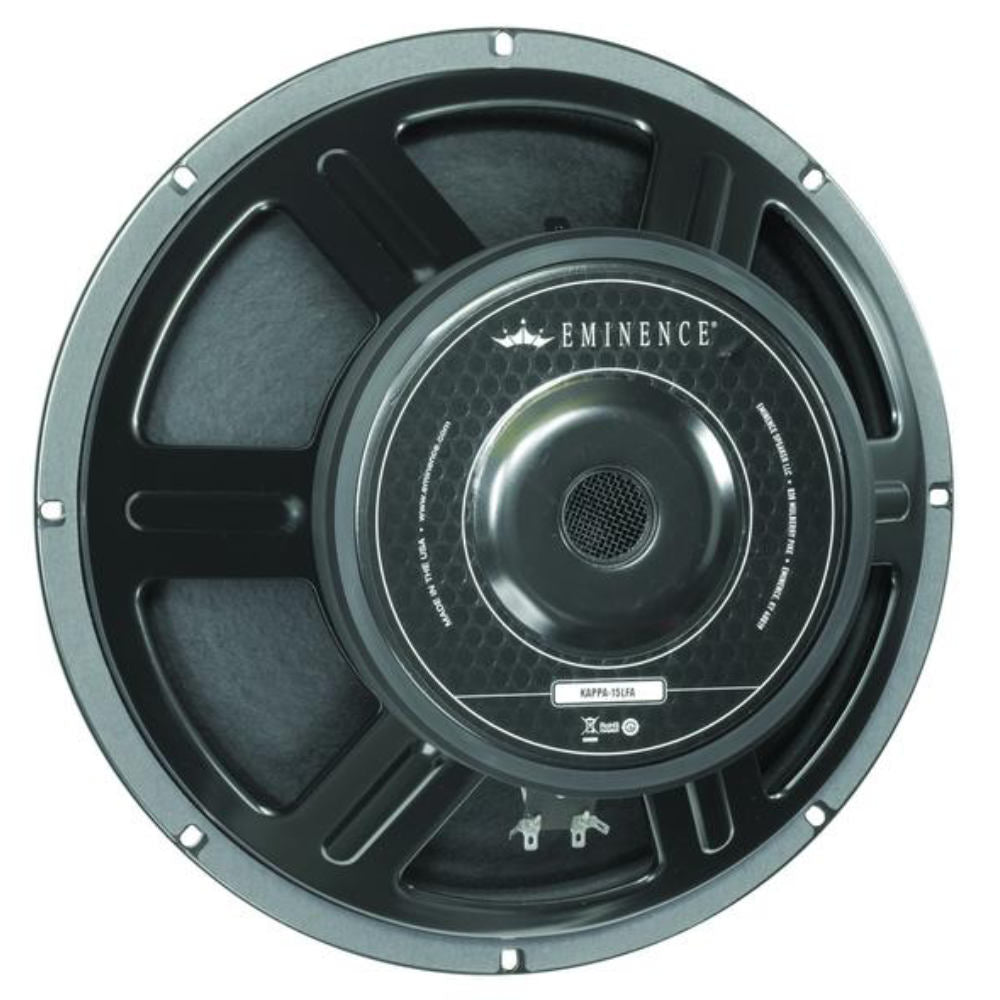 "Eminence KAPPA 15LFA 15"" Speaker 600 Watts Low Frequency - The Speaker Factory"