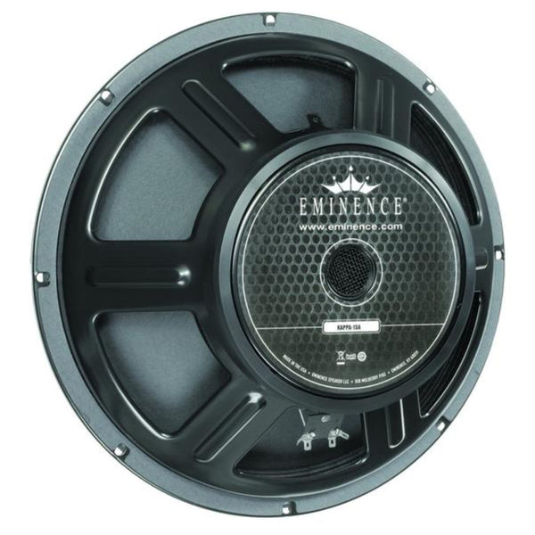 "Eminence Kappa 15A - 15"" 450 Watt - The Speaker Factory"