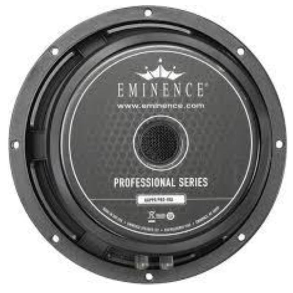 "Eminence Kappa Pro 10LF - 10"" 500 Watt - The Speaker Factory"