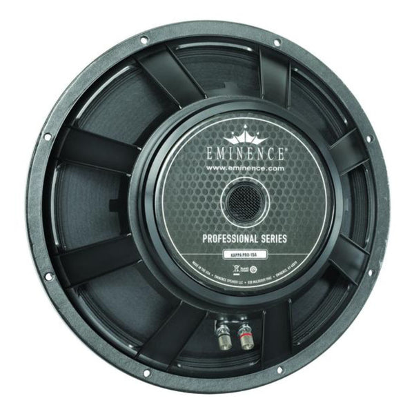 "Eminence Kappa Pro 15A - 15"" 500 Watt - The Speaker Factory"