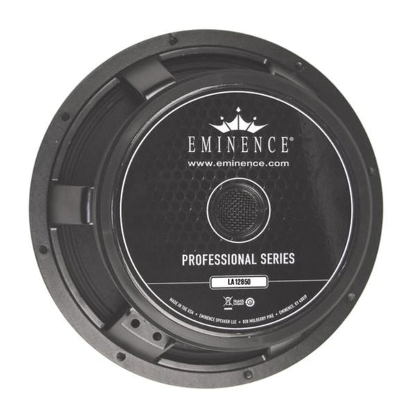 "Eminence LA12850 12"" 800 Watts - The Speaker Factory"