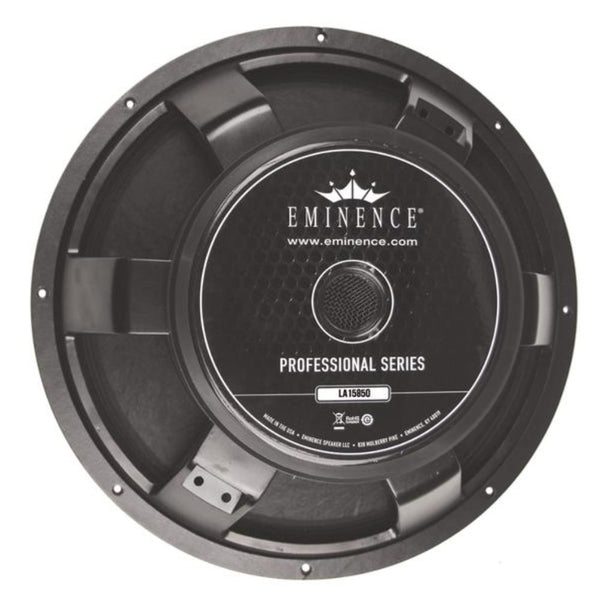"Eminence LA15850  15"" 800 Watts - The Speaker Factory"